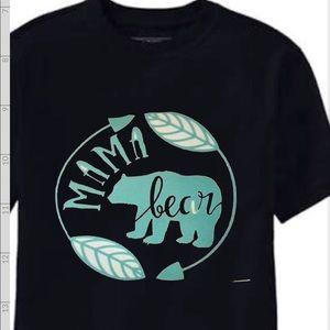 Mama Bear tee shirt 2x